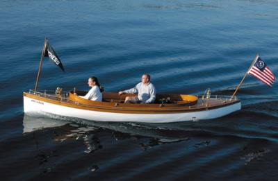 "Photo by ""Classic Boating Magazine"""