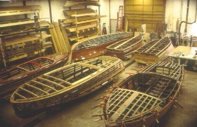 Danenberg Boatworks Restoration Or Preservation Of Antique And